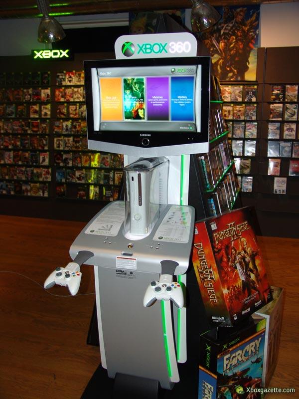 borne arcade 360
